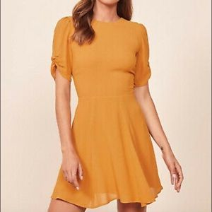 NWT Reformation Gracie Dress